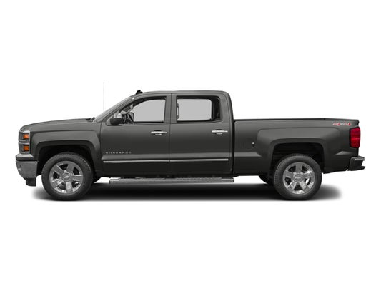 Used 2015 Chevrolet Silverado 1500 Ltz 4d Crew Cab For Sale In