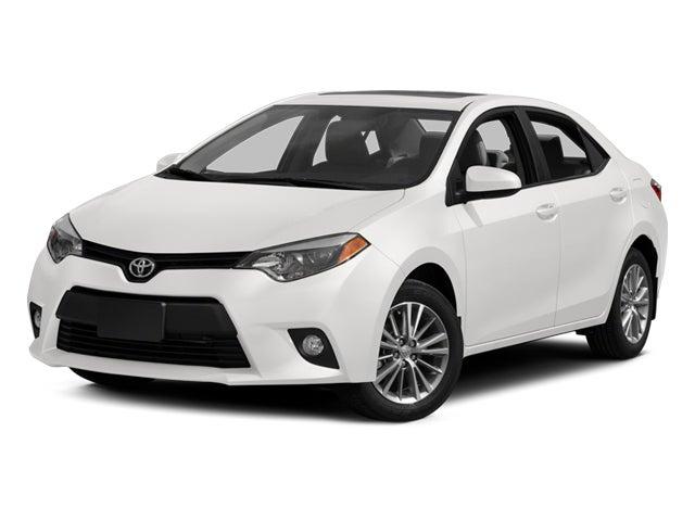 Marvelous 2014 Toyota Corolla L In Charlotte, NC   Lake Norman INFINITI