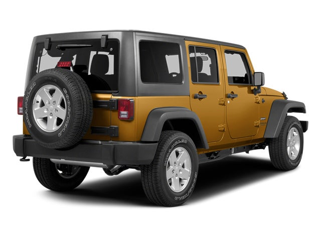 Used 2014 Jeep Wrangler Unlimited Sport For Sale in Charlotte | Lake