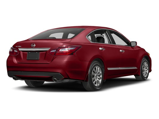 2017 Nissan Altima 2 5 S In Charlotte Nc Lake Norman Infiniti