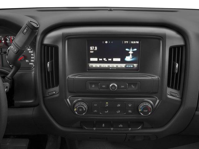 Used 2018 Chevrolet Silverado 1500 Work Truck For Sale in Charlotte