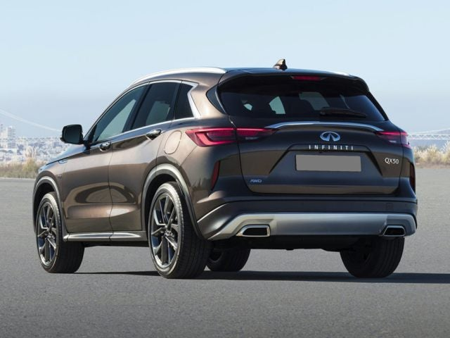 New 2019 INFINITI QX50 ESSENTIAL For Sale in Charlotte